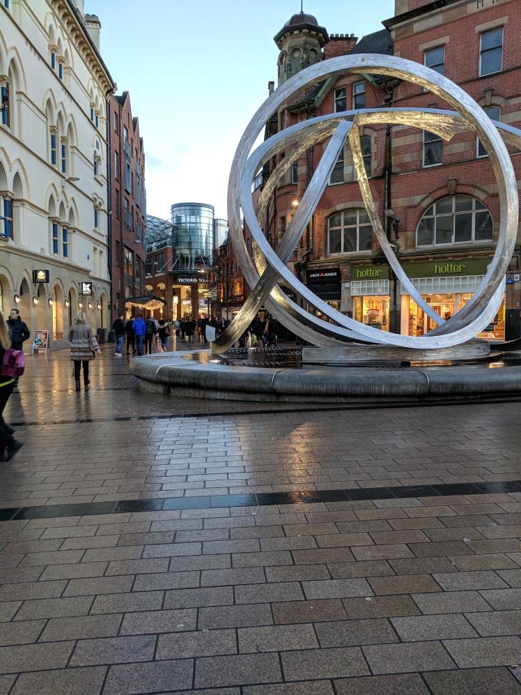 Victoria's Square